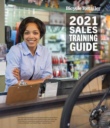 2021 sales training guide