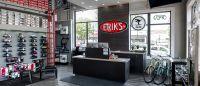 Erik's.