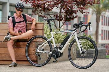 Yamaha launched its new Civante Class 3 Road e-bike in July.