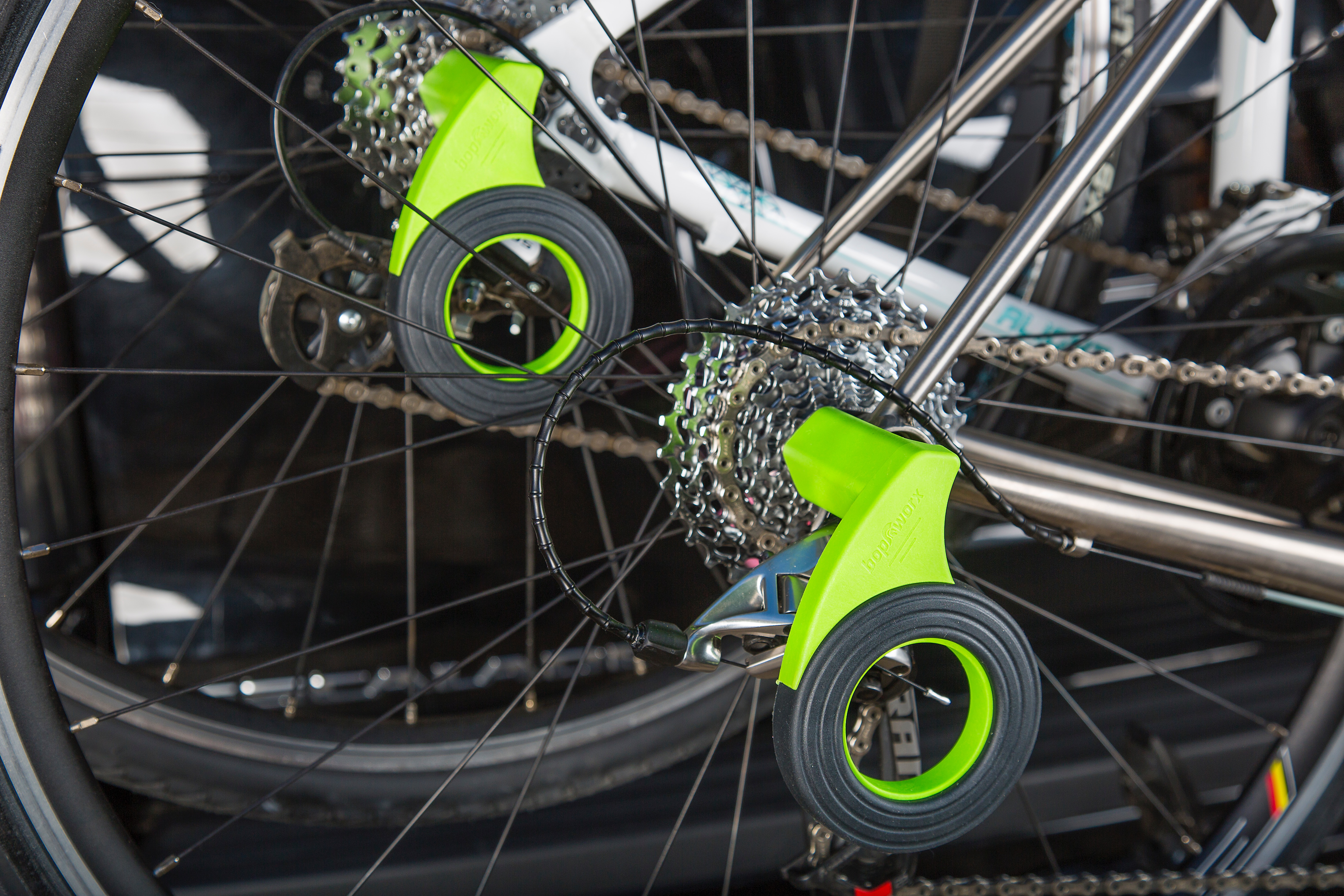 Bopworx Offers Reusable Bike Protection Products For