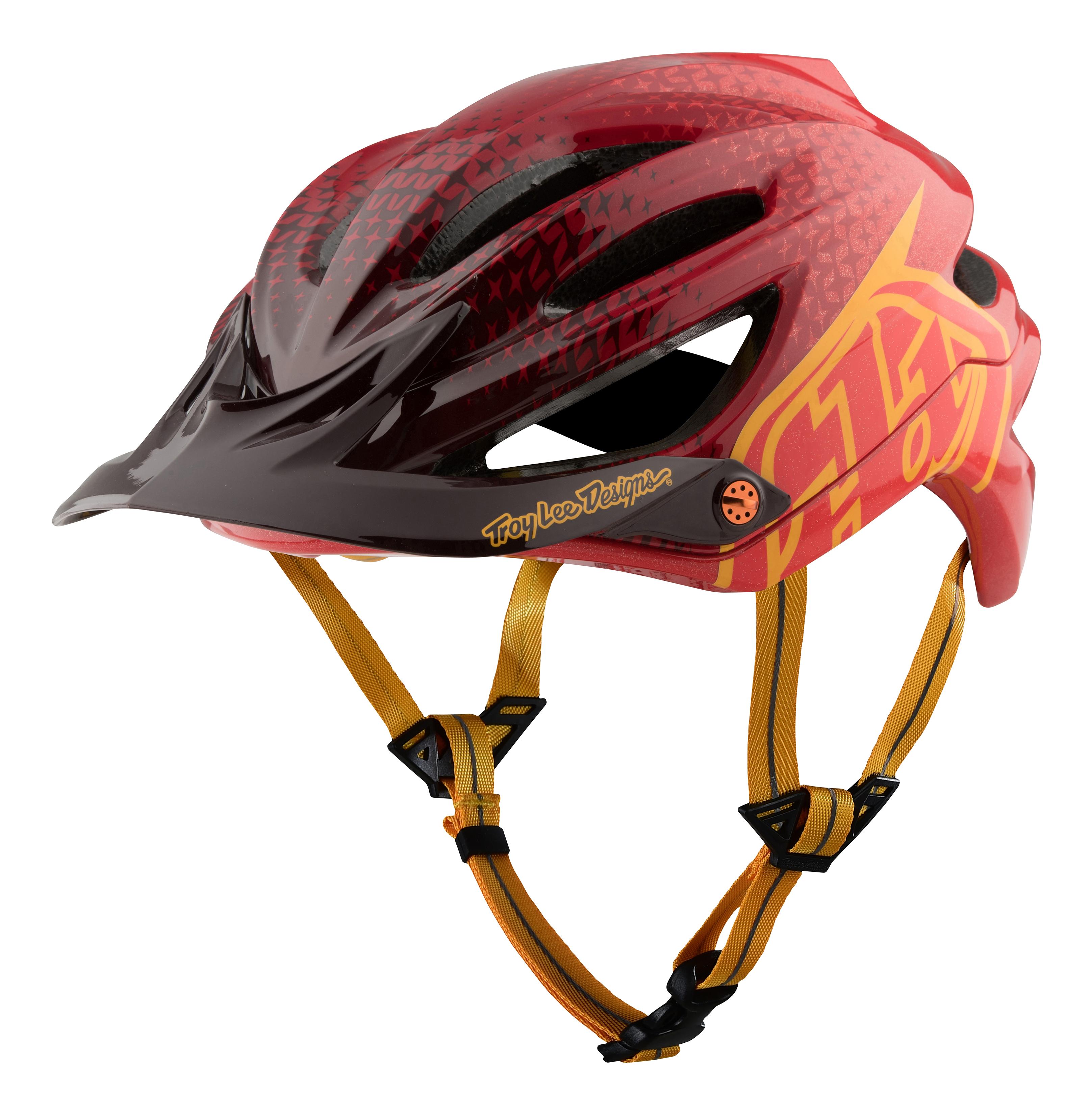 Troy Lee Designs Offers New A2 Mips Mountain Bike Helmet