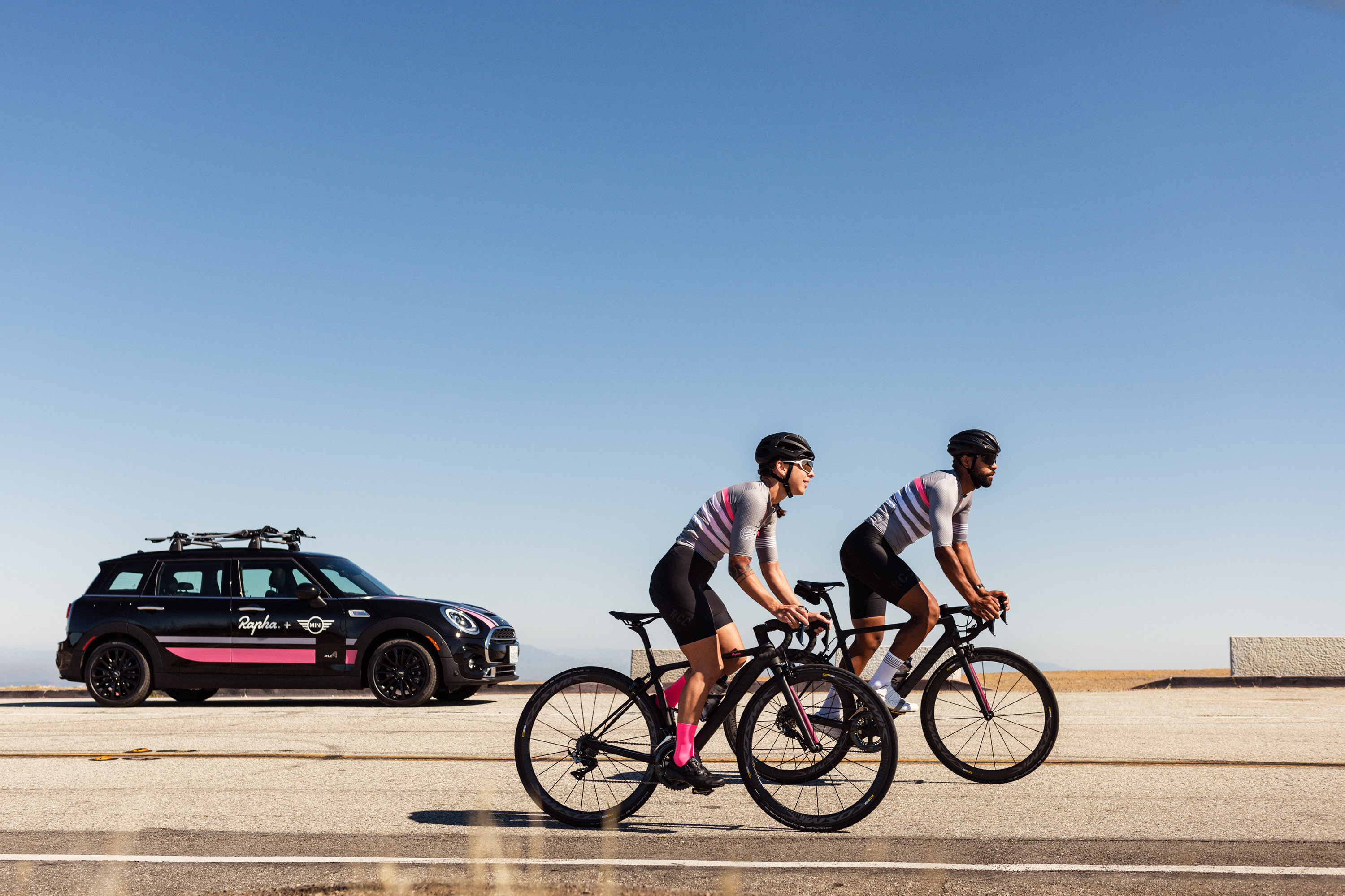 Rapha And Mini Launch Joint Promotions Bicycle Retailer