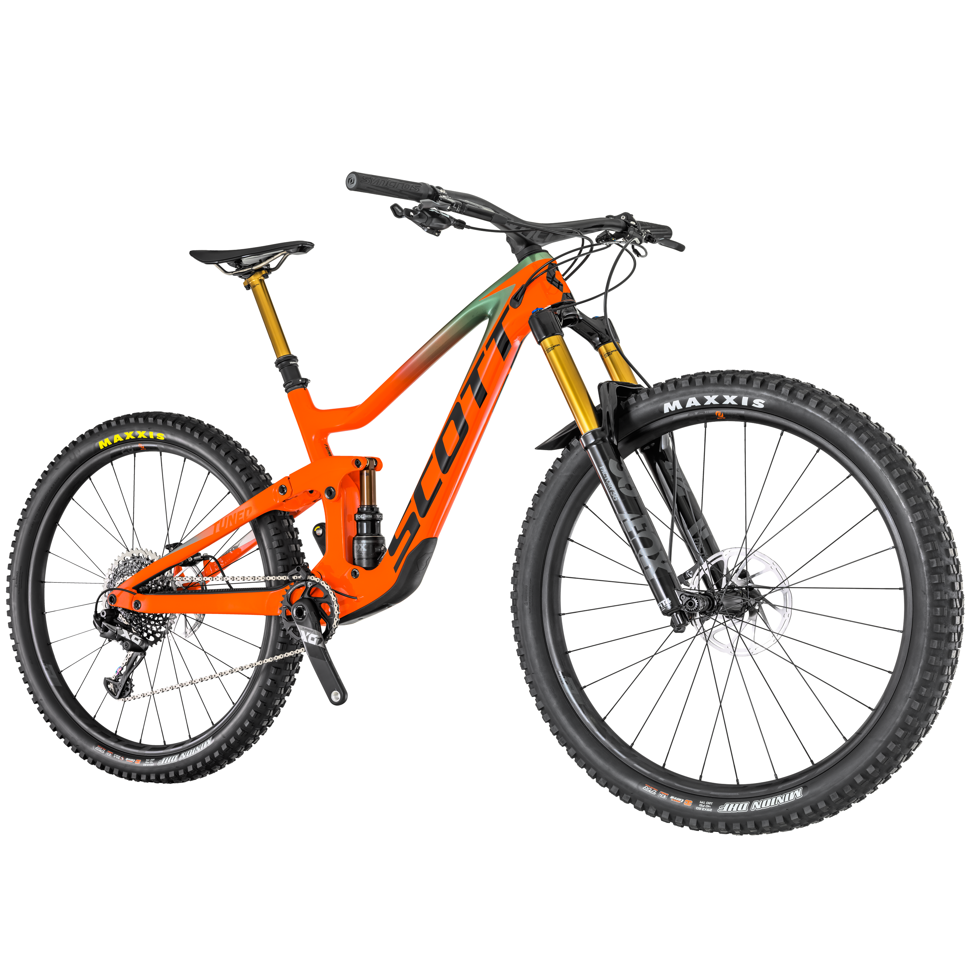 Scott Releases New Ransom Enduro Bike Bicycle Retailer