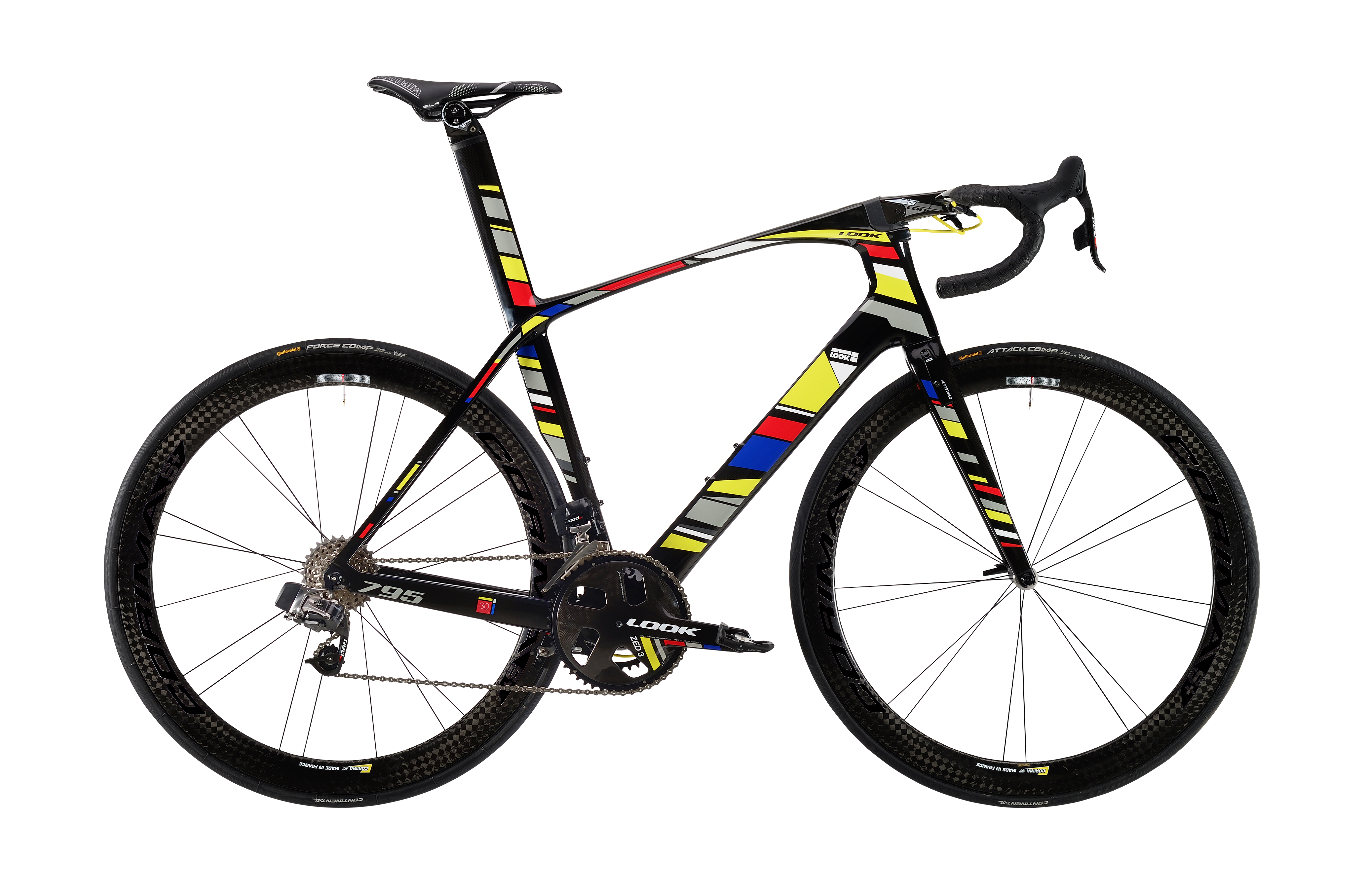 Look Offers Special Edition Bike And Pedals To Celebrate