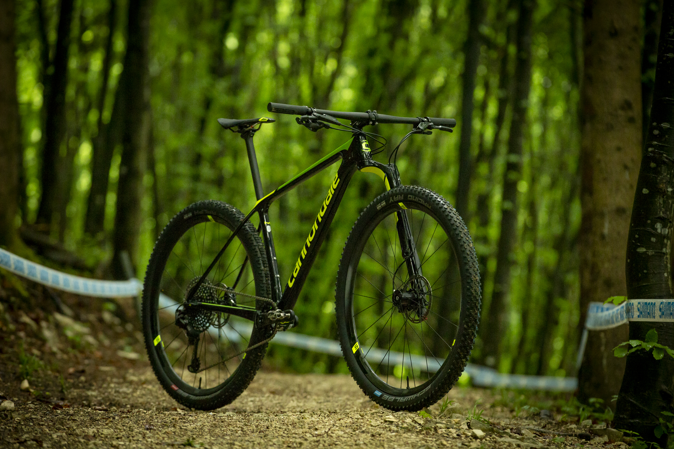 Cannondale Releases New Cross Country Frame And Lefty Ocho