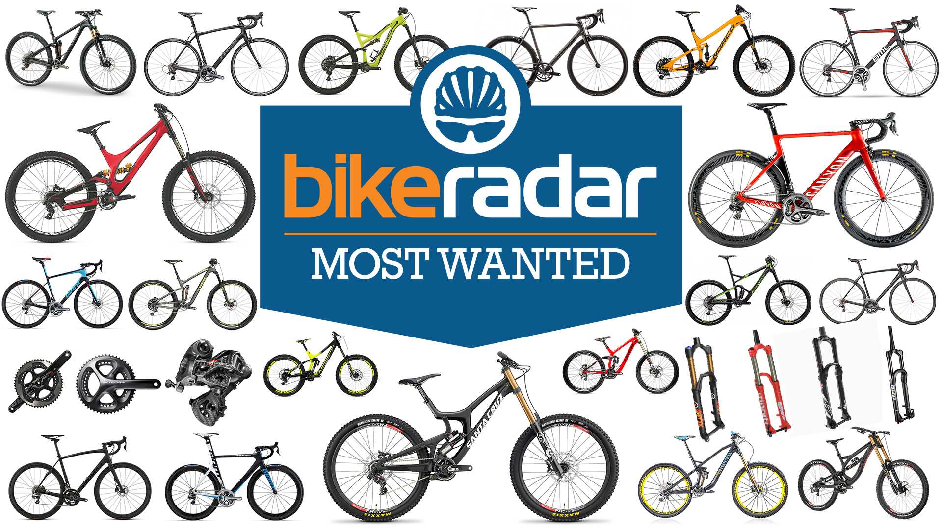 Photo: BikeRadar received more than 69,000 votes for the Most Wanted Awards.