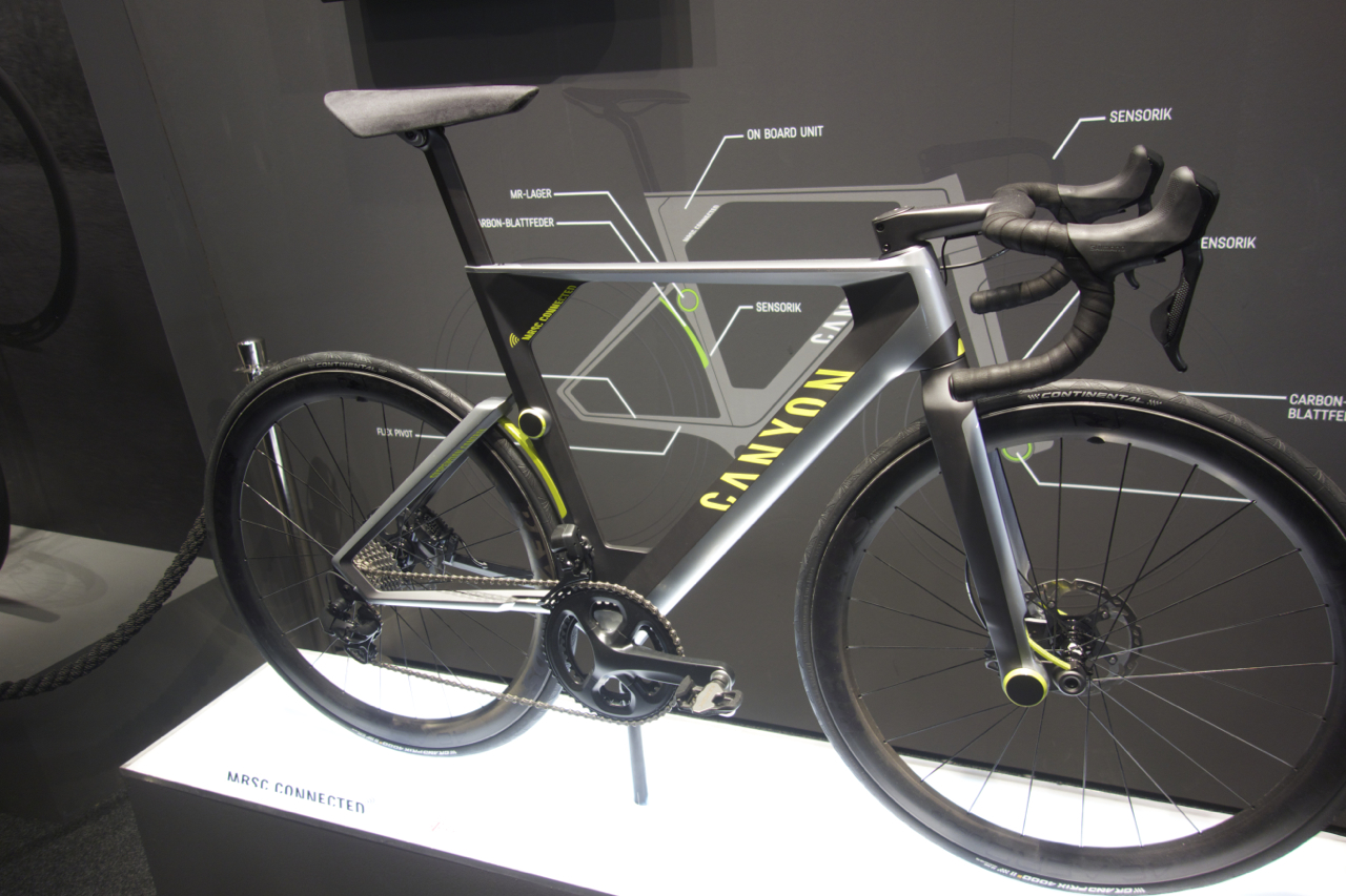 Full Suspension Road Bike What A Concept Bicycle