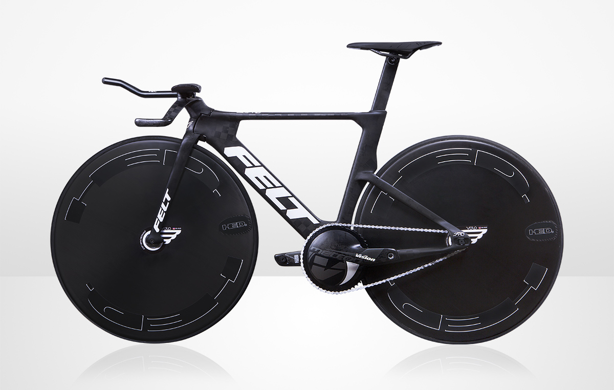 Felt Makes Radical Olympic Track Bike Available To The