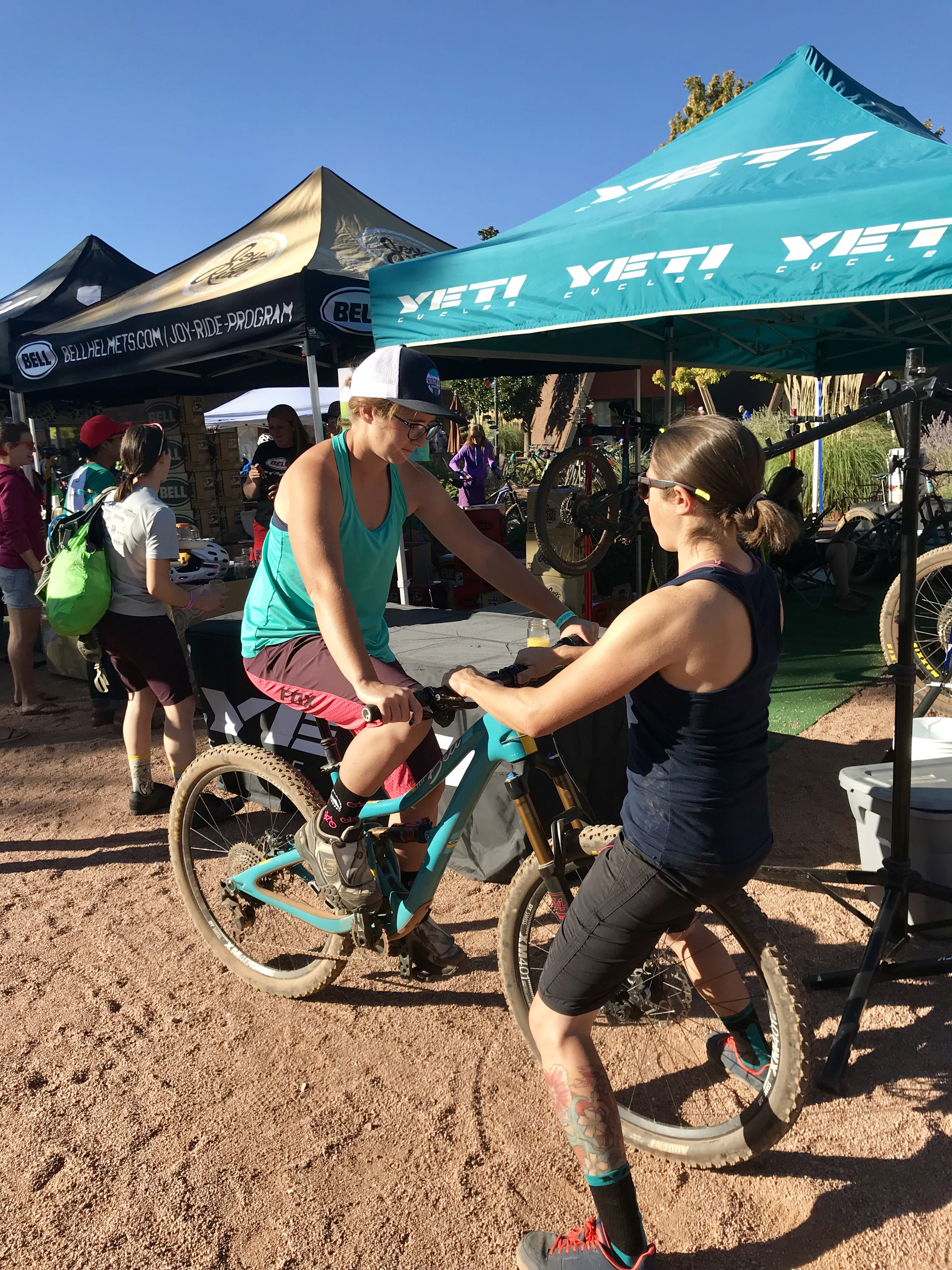 9ec2ab25a19 Inaugural Roam Bike Fest brings together female riders, brands and  retailers | Bicycle Retailer and Industry News