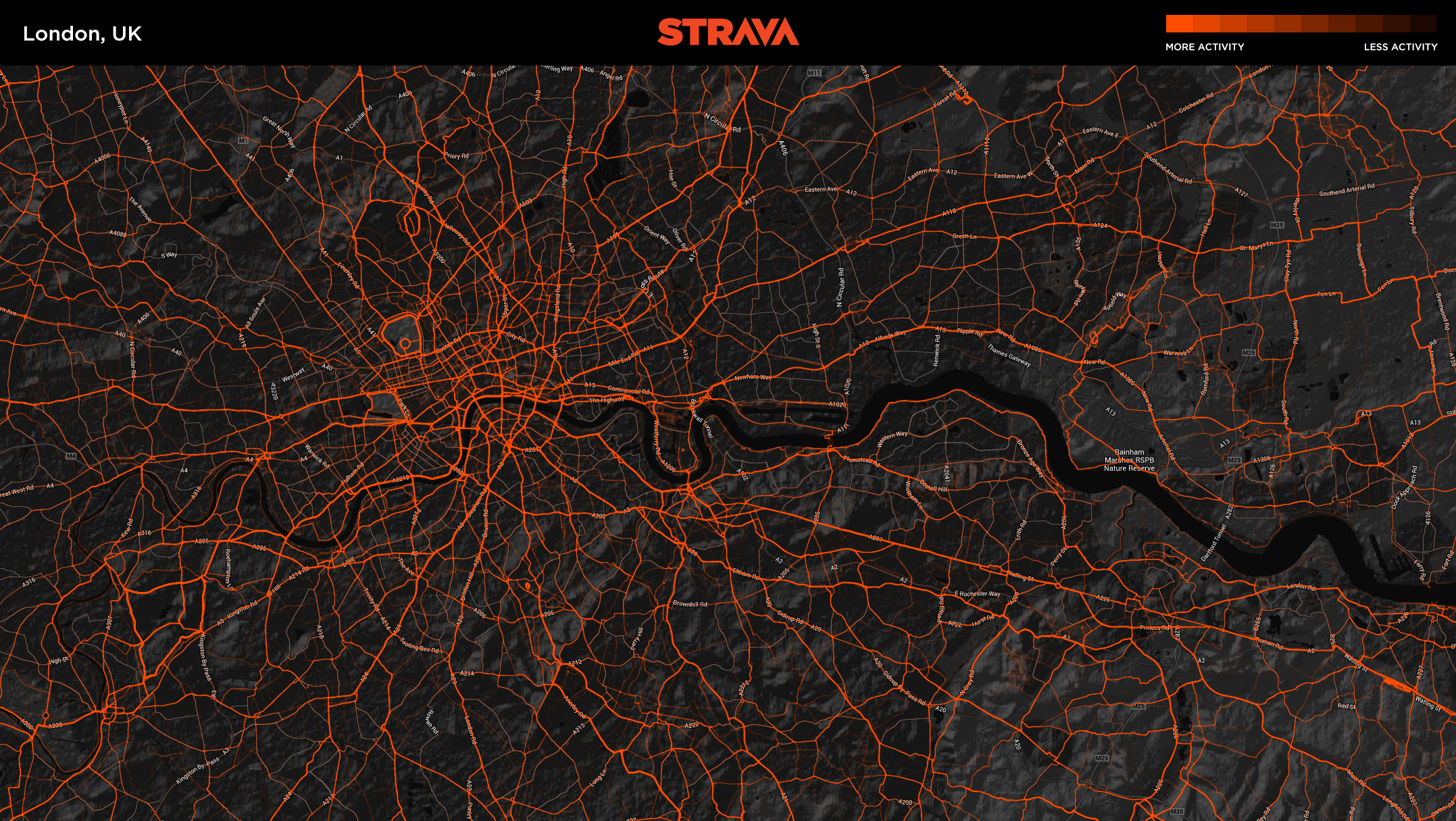 Strava To License Activity Data To Advocates And Agencies