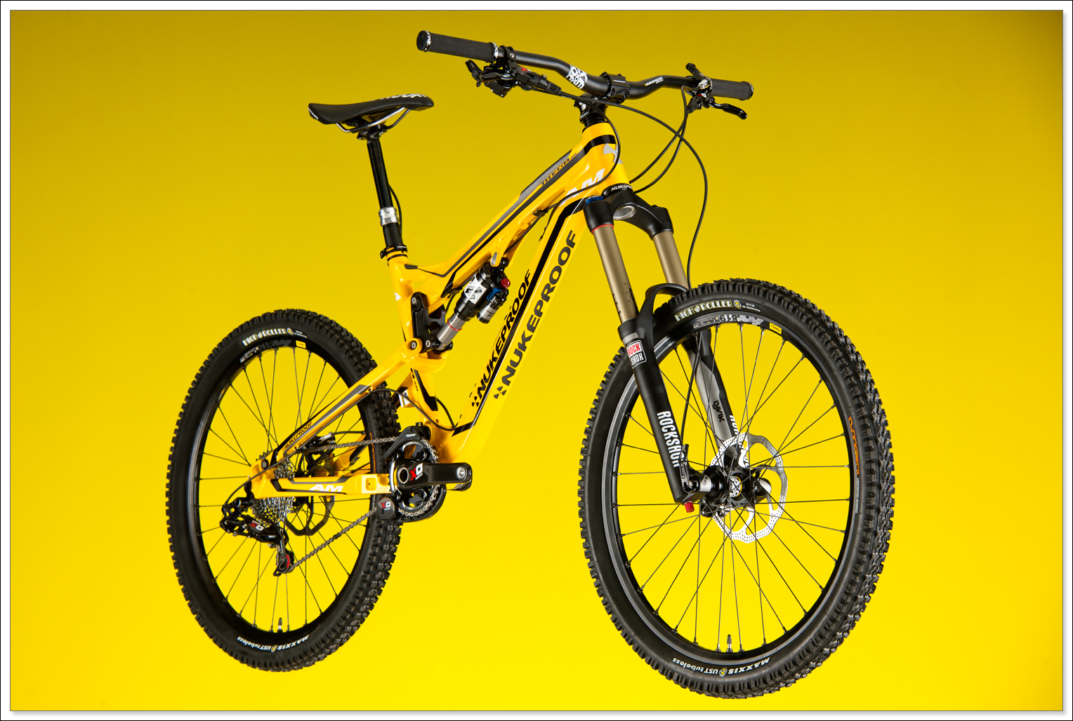 Nukeproof Available In North America Again Bicycle