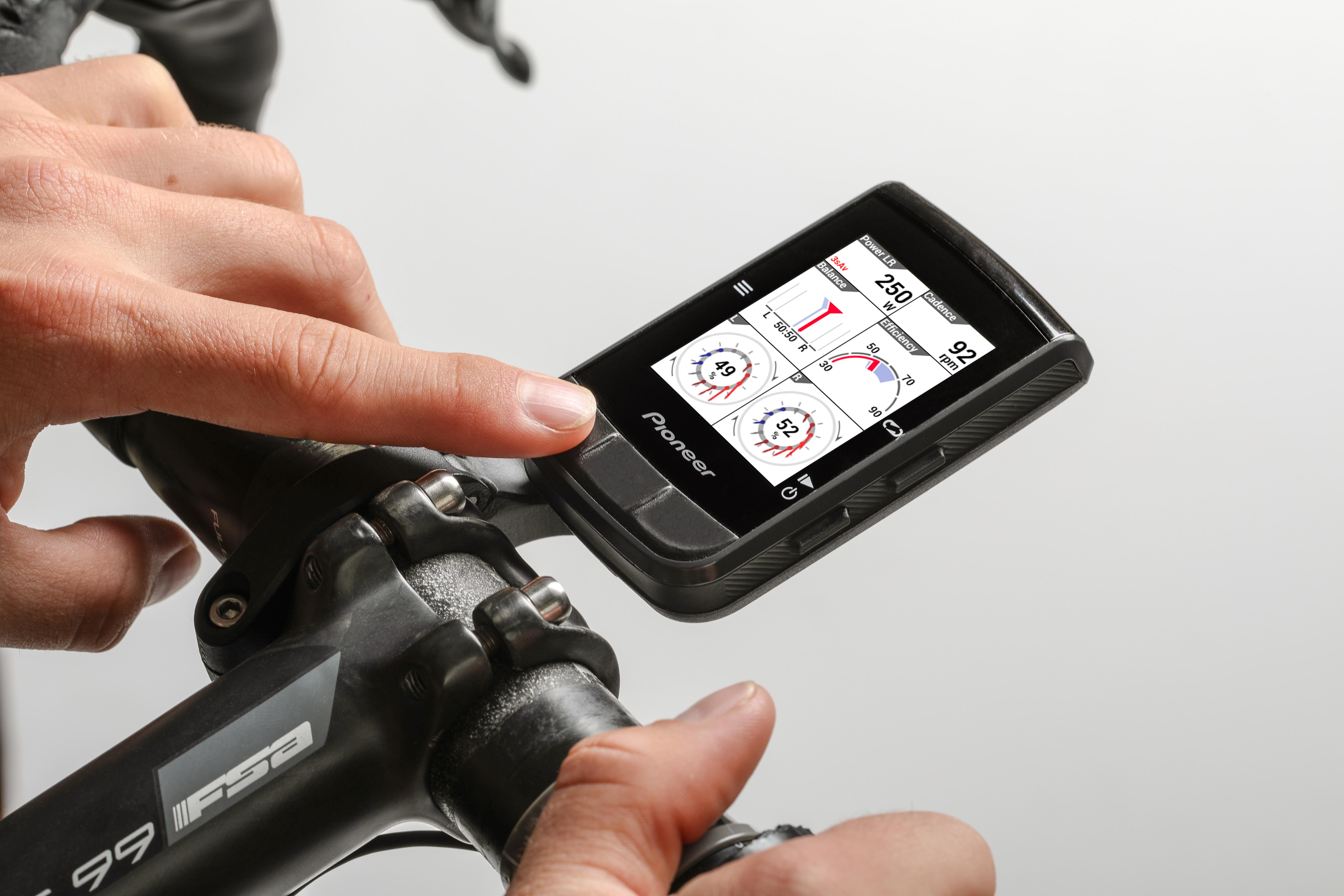 Pioneer revamps its power meter line, brings pedaling
