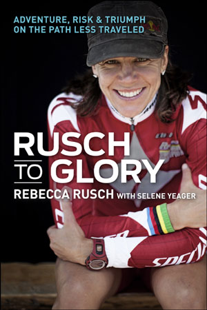 Photo: Rebecca Rusch's new book tells how she went from being a normal kid in Chicago to a woman known as the Queen of Pain.