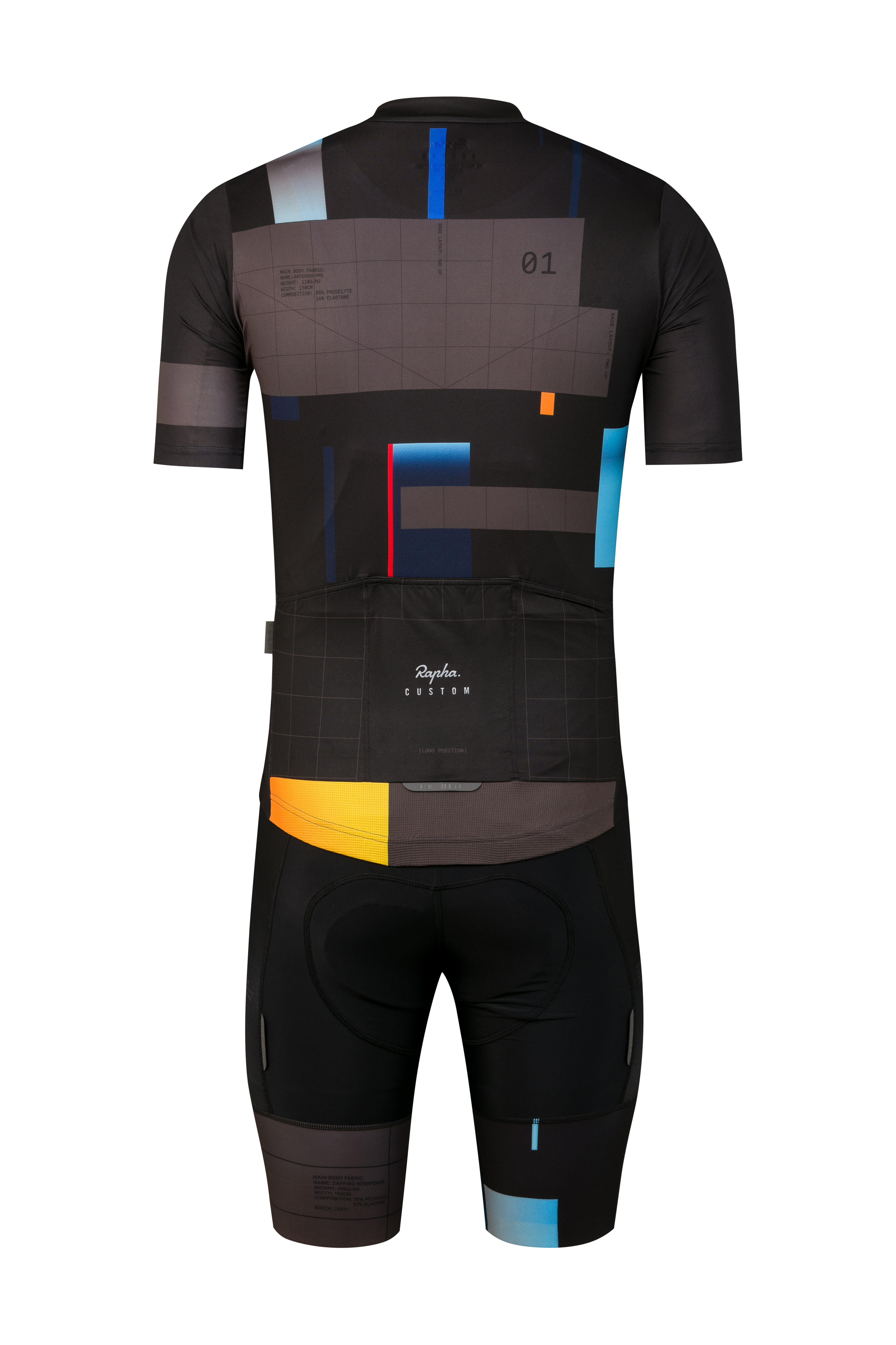 Rapha launches custom kit offering 850d7c867