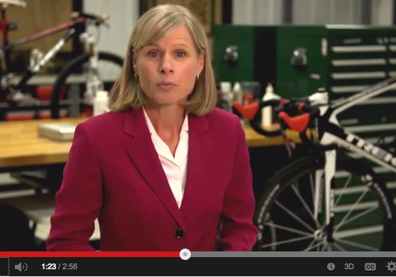 Mary Burke Launches Gubernatorial Campaign In Wisconsin