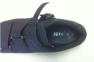 Photo: Unfortunately, there was a limited manufacturing issue with some Terraduro/Terradura shoes.