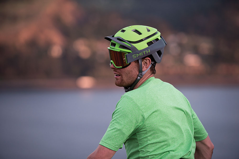 Smith Introduces New Mtb Specific Goggle Bicycle