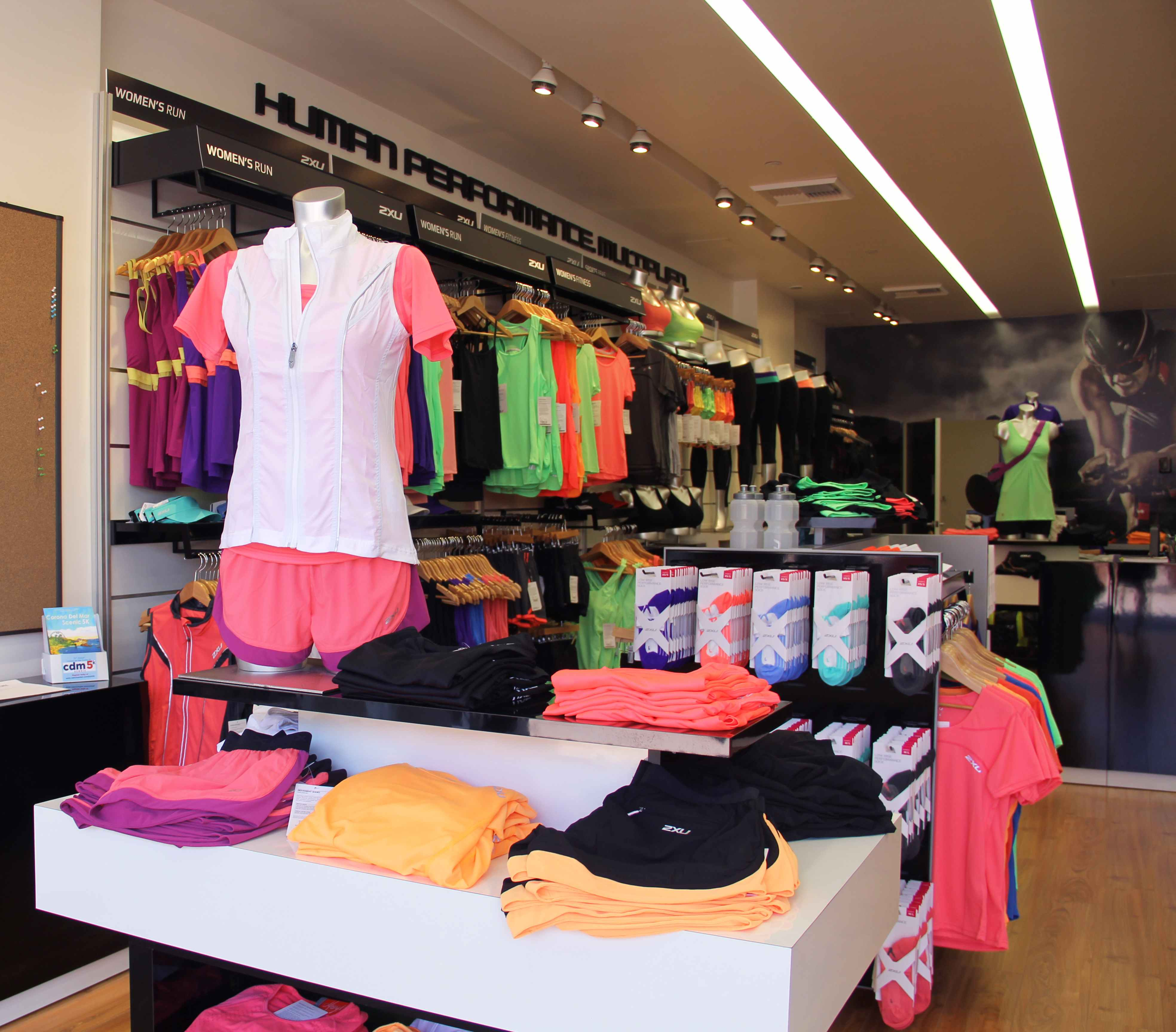 Shop Stores: 2XU Opens Second Retail Store, Hires USA President