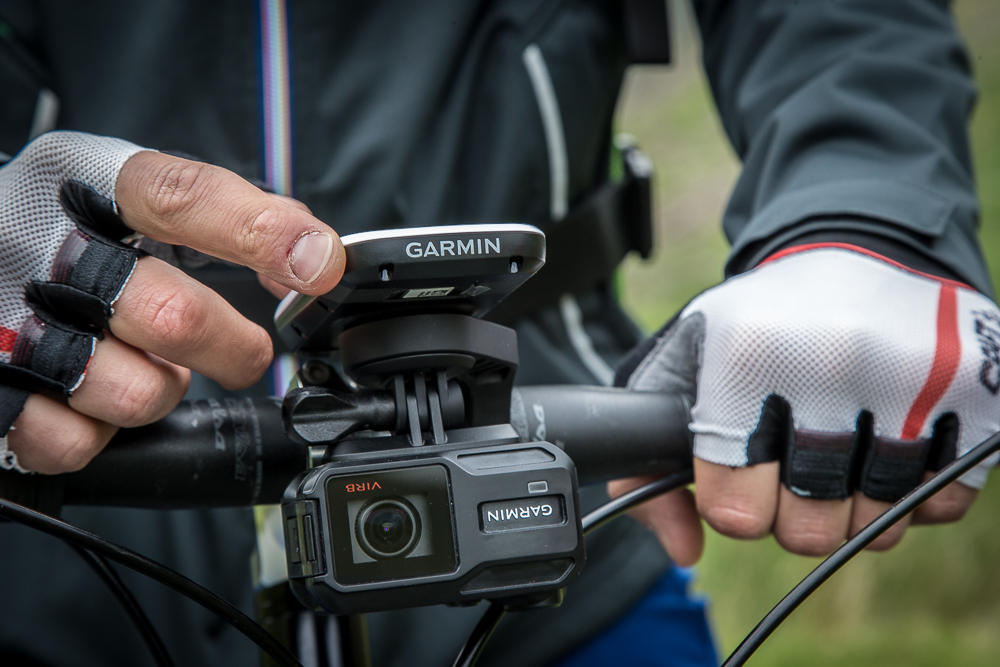Garmin Offers Cycling Bundle For Virb Action Camera
