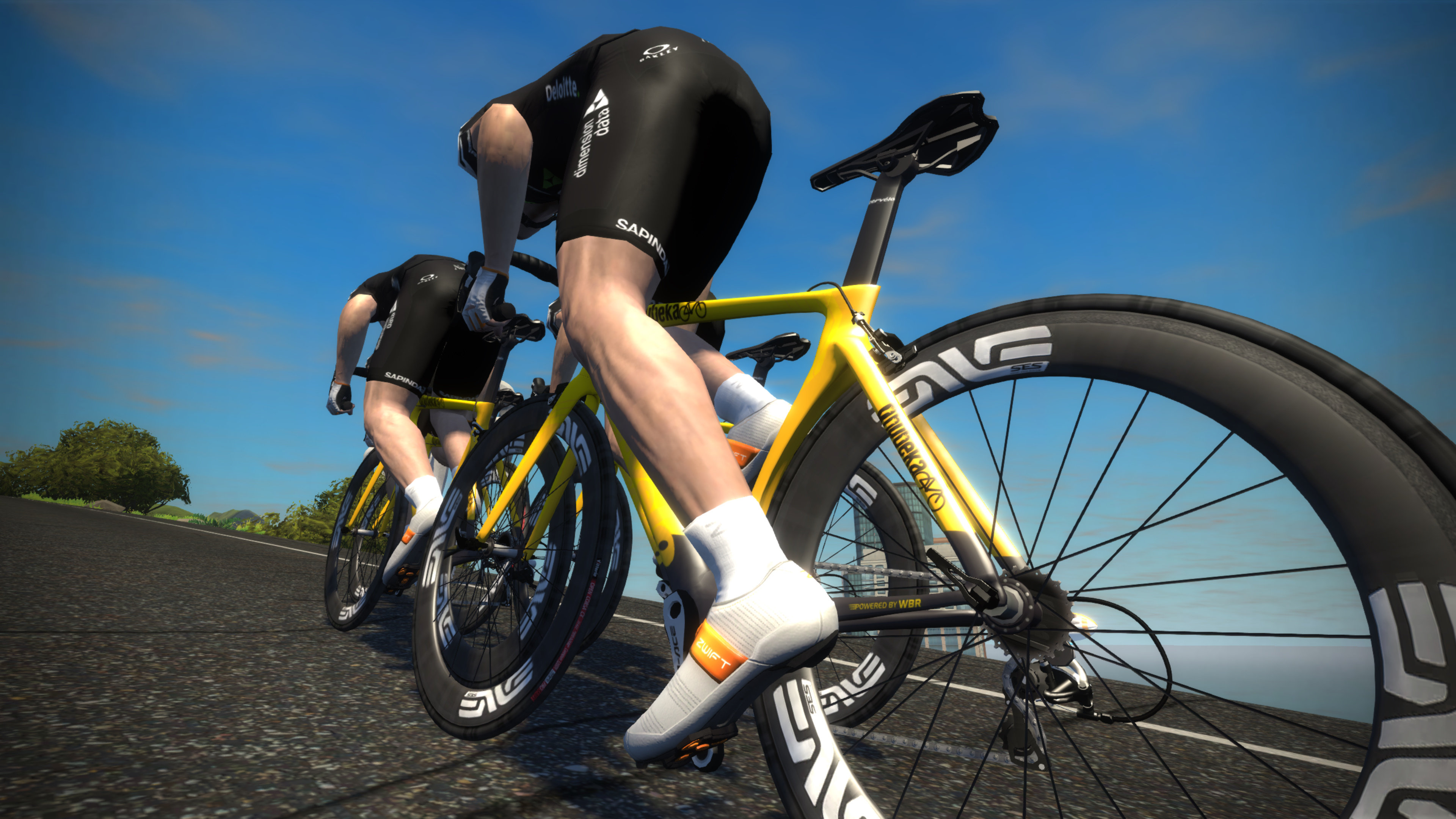 Zwift And Team Dimension Data Promotion Aims To Donate