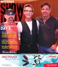 2015 Show Daily, Day 3 cover