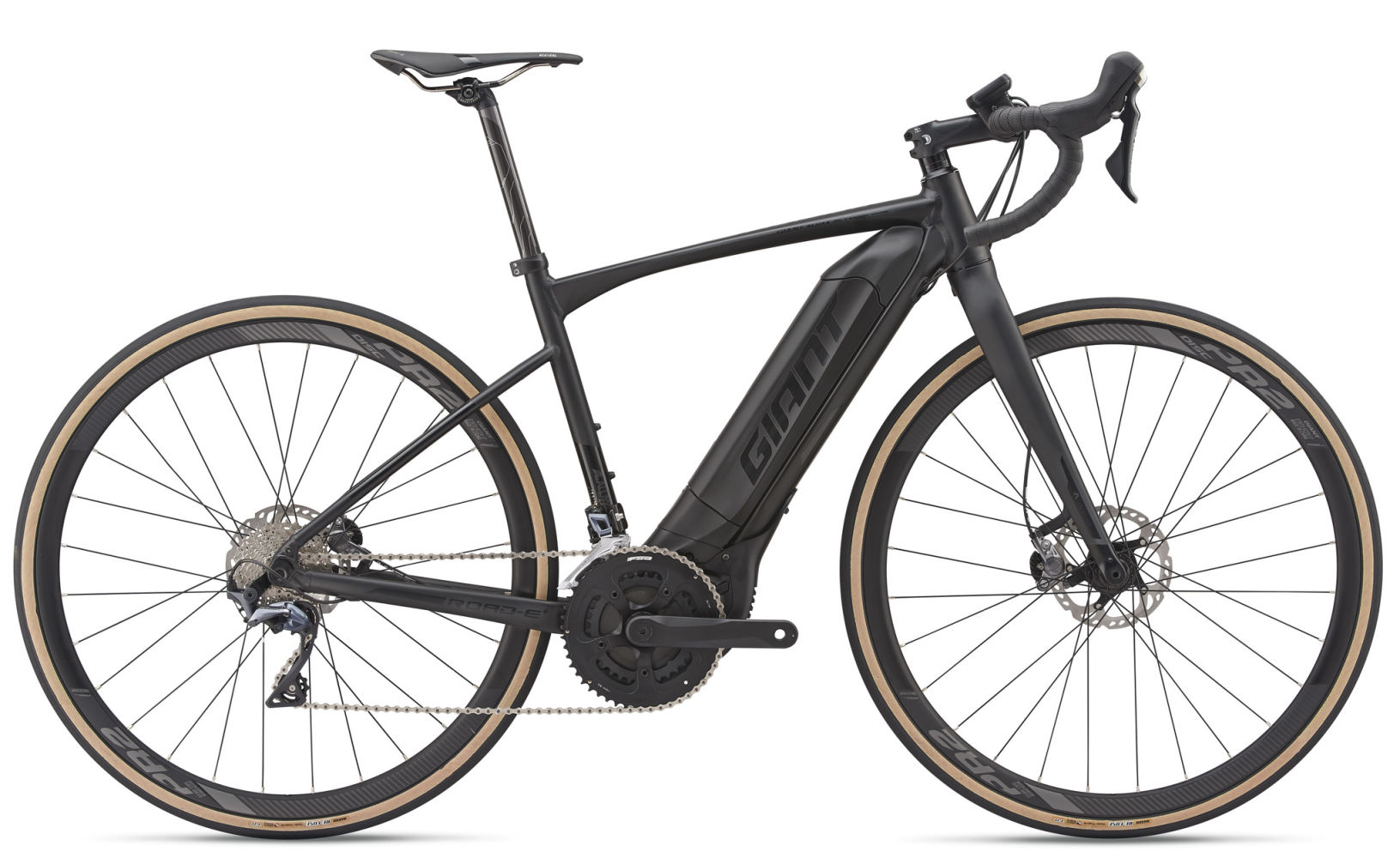 The Giant Road-e+1Pro retails for $4,400.