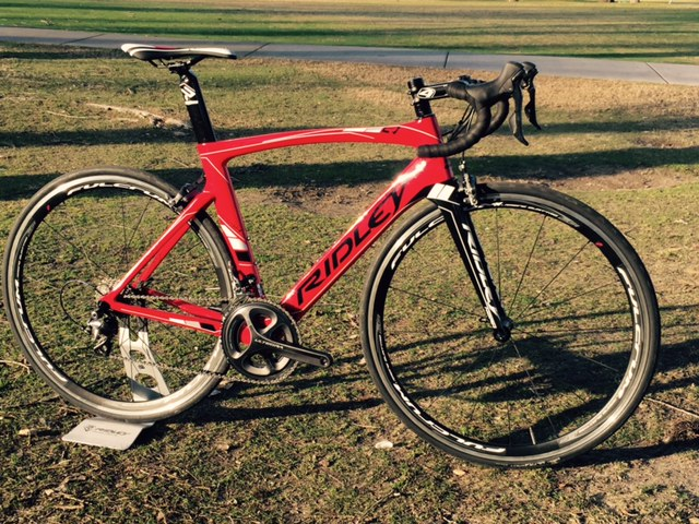 Ridley's new value-priced Noah aero road bike comes in three build levels ranging from $3,000 to $4,620.