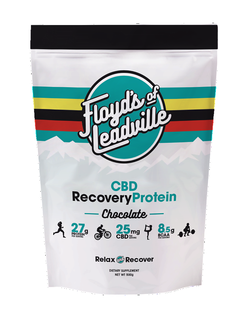 Floyd's CBD products are sold through bike shops.