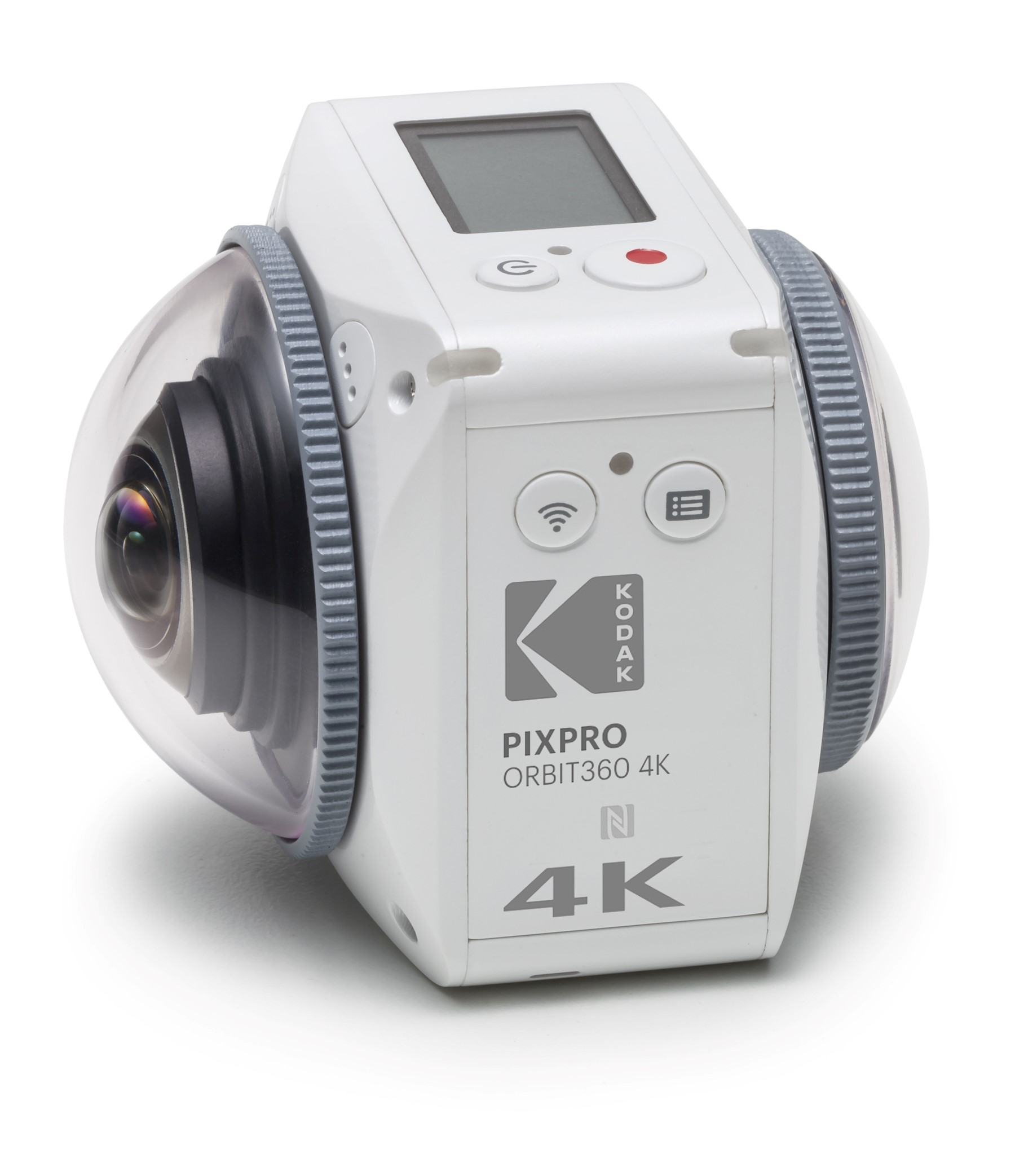 The Kodak 4k 360.