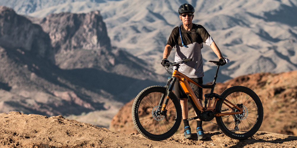Giant to show e-bikes at motorcycle consumer show - Bicycle Retailer