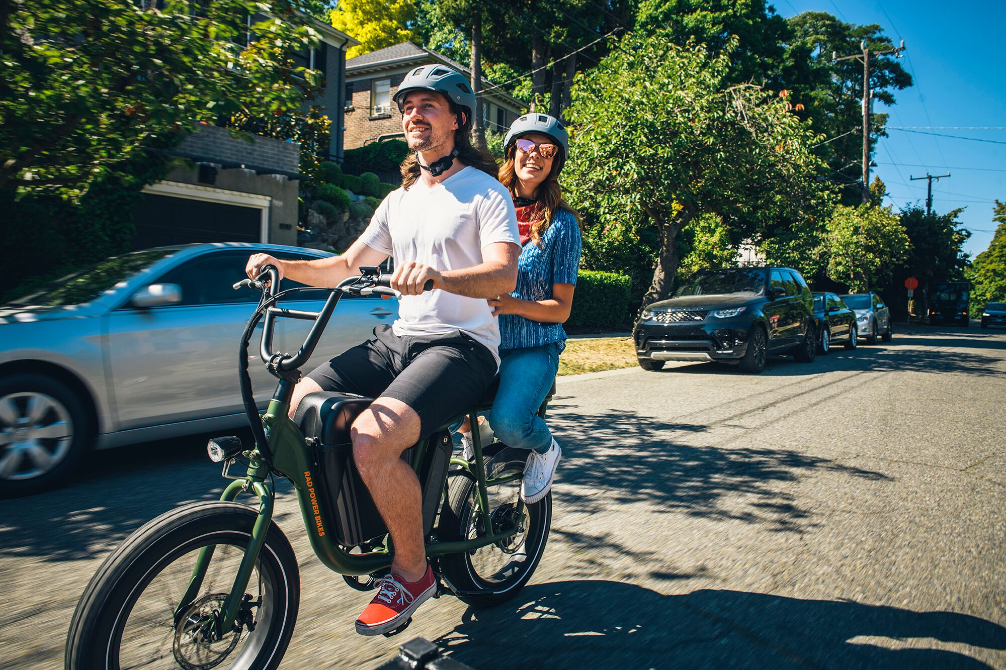Electric Motor Scooter >> Rad Power Bikes targets first-time buyers with its lowest ...