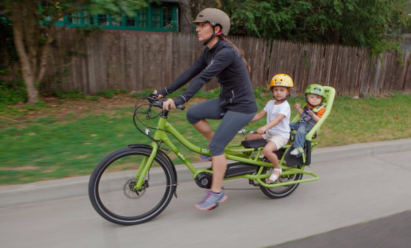 Yuba And Currie Team Up On Electric Cargo Bike To Be