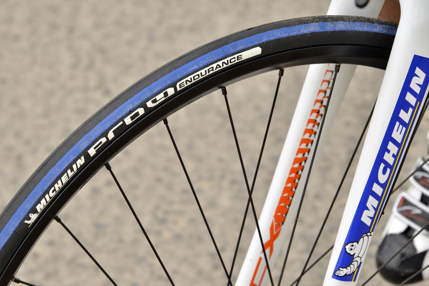 Photo: I would recommend this tire to anyone planning to ride a gran fondo or century this year.