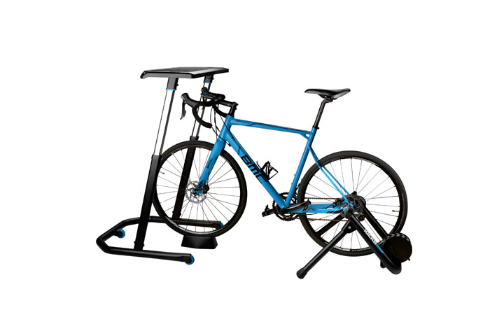 Wahoo Fitness Offers Indoor Cycling Desk Bicycle