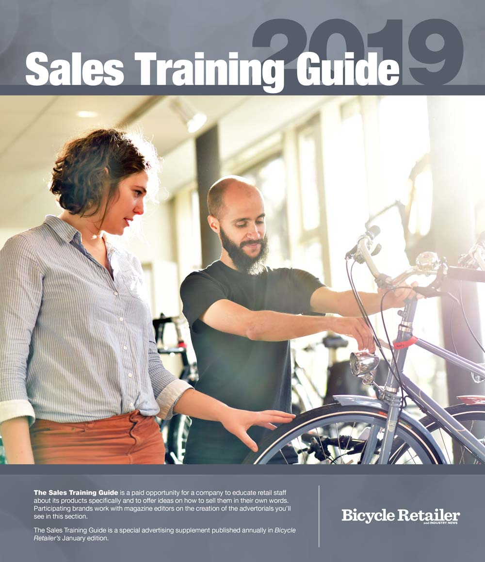 Sales training guide cover