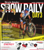 2013 Show Daily, Day 3 cover