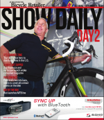 2013 Show Daily, Day 2 cover