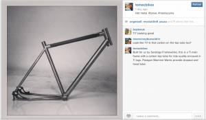 The Saratoga-made Tomac has already been teased on Instagram.
