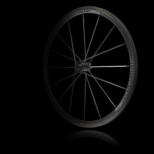 Spinergy FCC 32 Carbon wheel.
