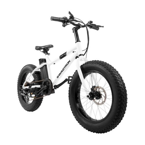 The EB-6 is a youth fat e-bike.