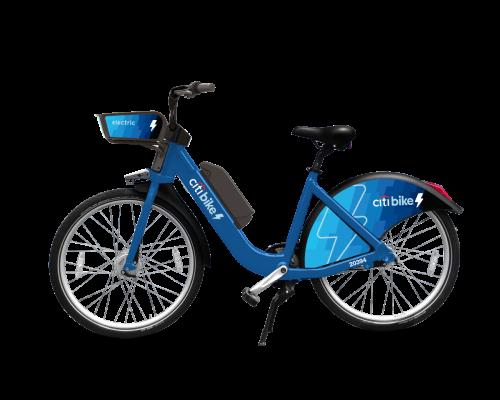Citi Bike e-bikes are back on New York City streets.