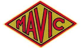 Mavic's logo circa 1945.