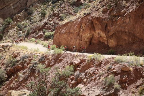 The 2016 Beehive Ride in Grand Staircase-Escalante NM.