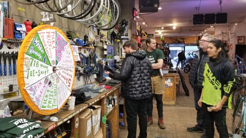 Bike Shop Day on Dec. 7 is a way for retailers to embrace the community.