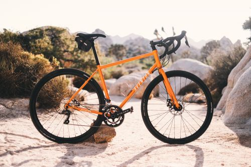 The Aventon Kijote chromoly adventure bike retails for $599.