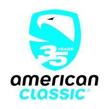American Classic's 35th anniversary logo