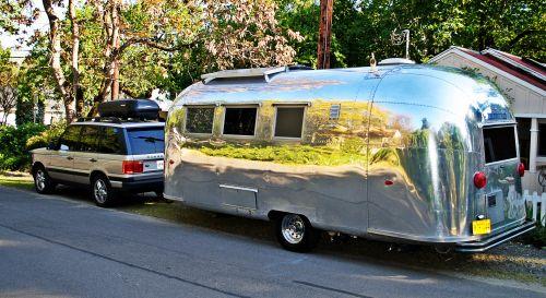 The Grand Cruz Dealer Tour will be in a 1962 Airstream trailer.