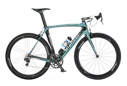 The Bianchi Special Edition Oltre XR Gimondi