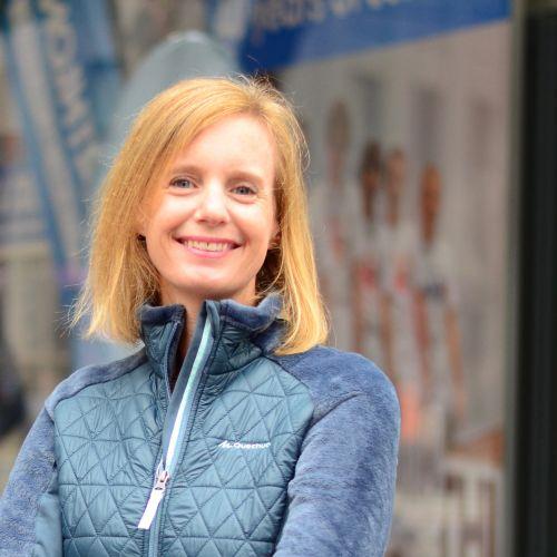 Decathlon USA COO Sophie O'Kelly de Gallagh