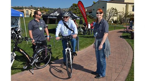 The event builds off of last year's E-Bike media event.